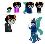 Commission- 75 point custom fantroll