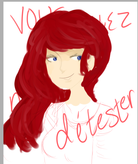 Vous allez me detester wip by ucccoffee
