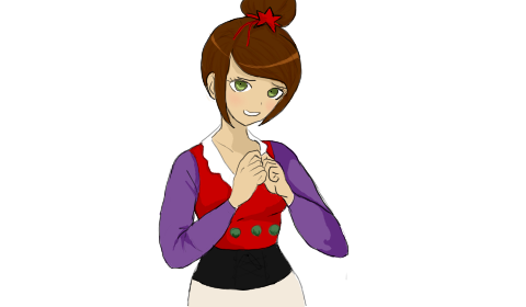 Nicole Roberts Sprite Commission by ucccoffee