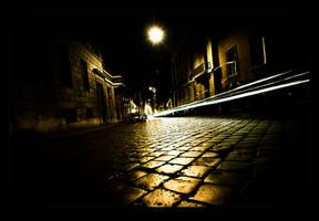Ghost City by raun