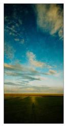 Mr. Blue Sky by raun