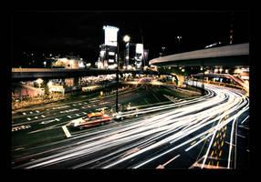 Ueno Station by raun