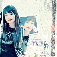 Demi Lovato by gottagetnexttoyou