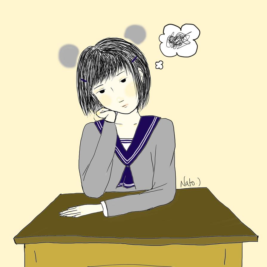 Monday by nattopotato
