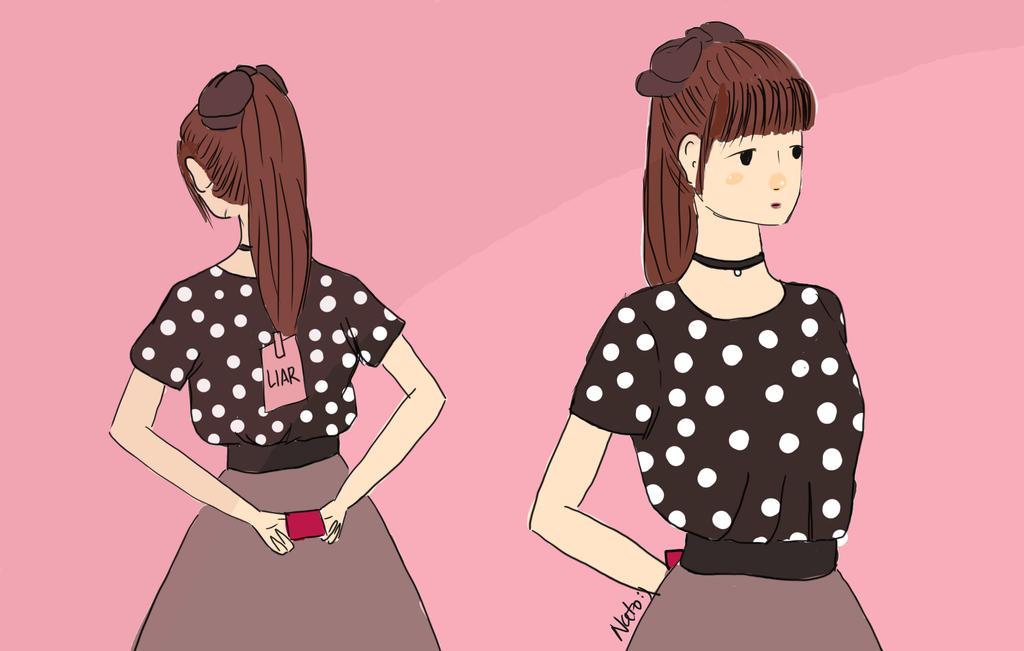 Oh my girl Arin by nattopotato