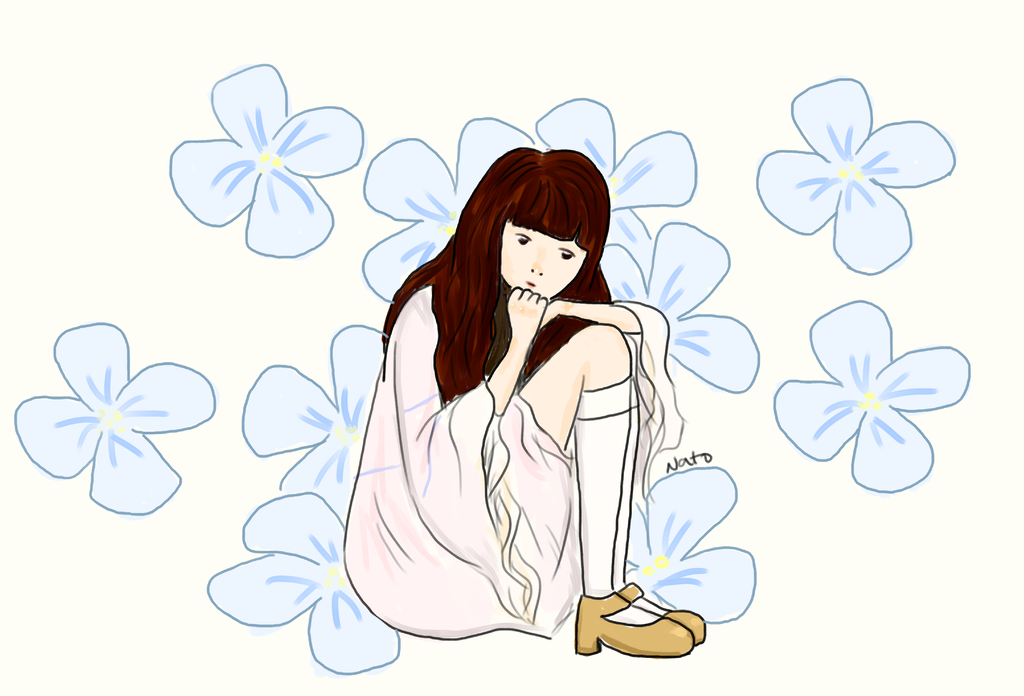 Oh my girl Yooa by nattopotato