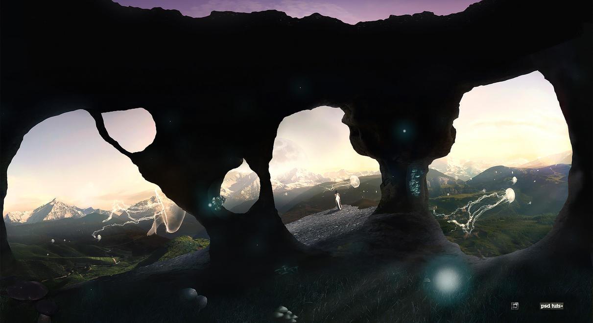 Medusa's escape by leox912