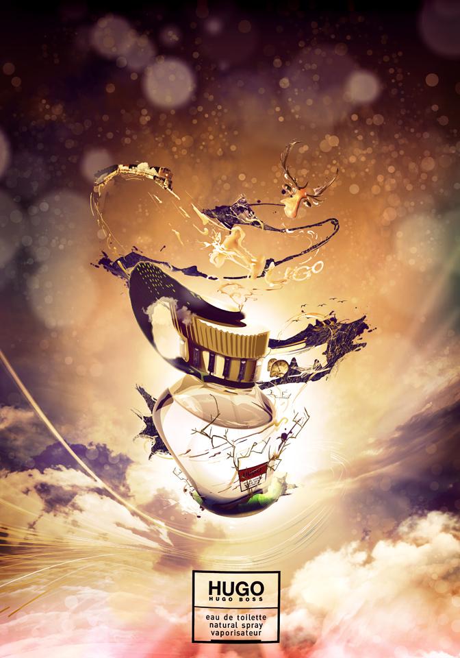 "Hugo create ""surreal"" by leox912"