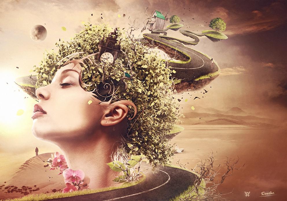 Garden of Mind by leox912