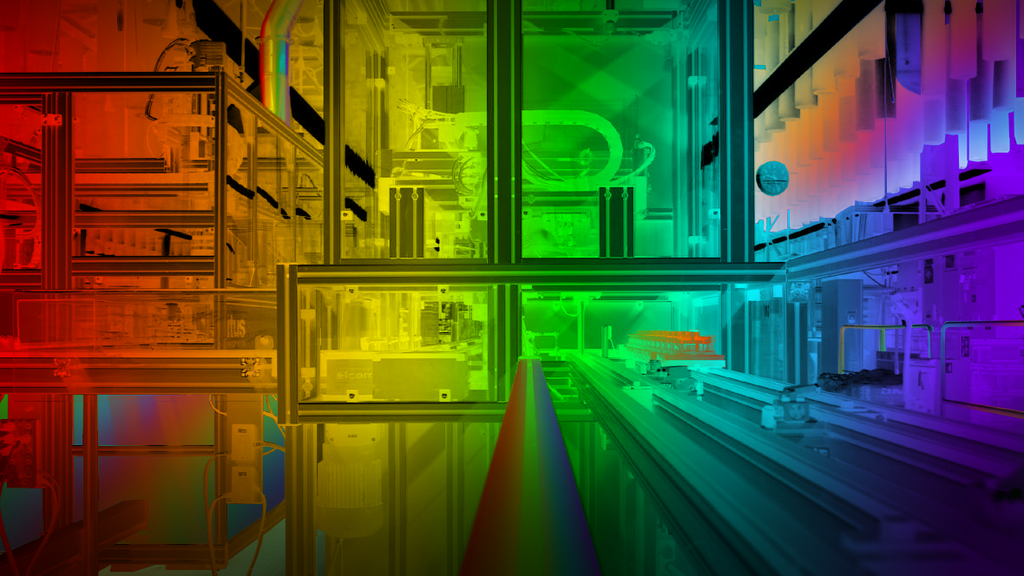 Rainbow Factory Computer Background By G33kf0x On DeviantArt