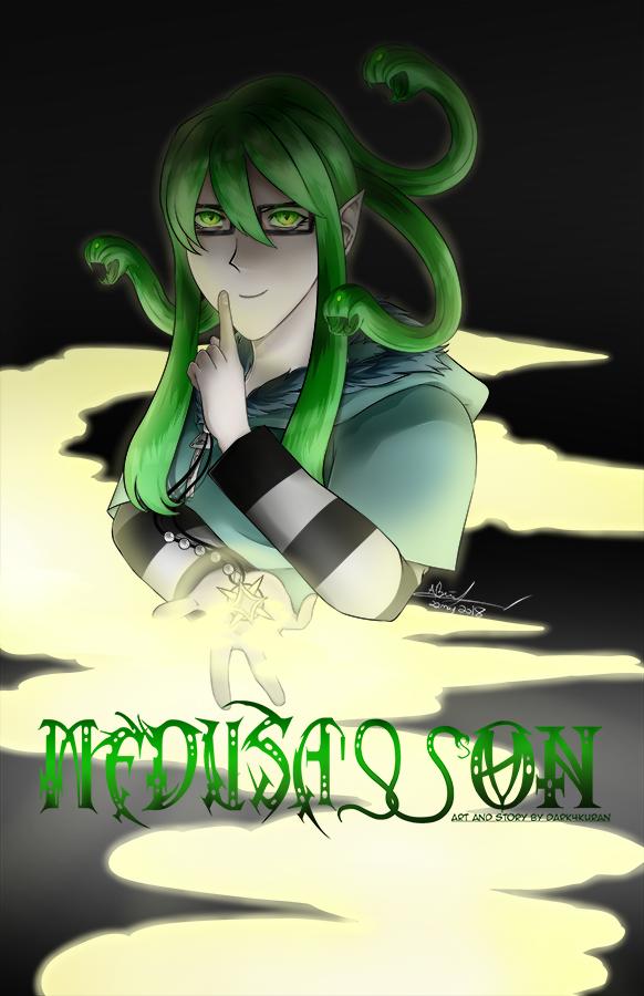 Medusa's Son Cover by Dark4Kuran