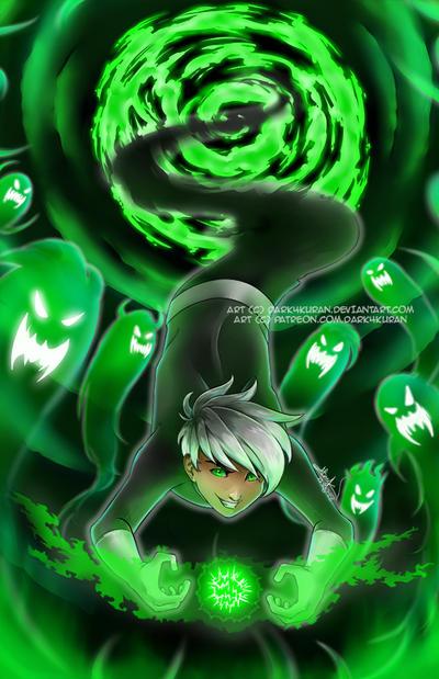 Danny Phantom by Dark4Kuran