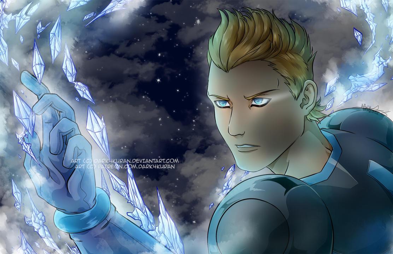 CM:Beauty of Ice by Dark4Kuran