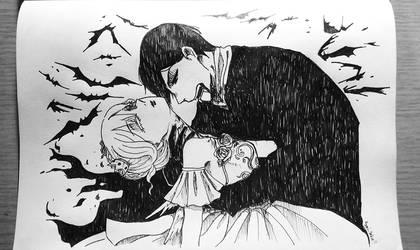 #1 Vampire's Kiss by Kami-Seku