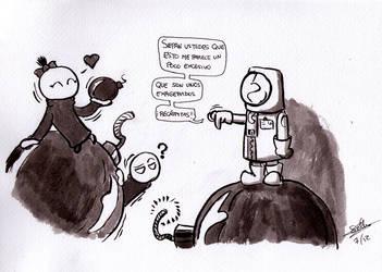 Artificieros vs Dodgy by Pzikowee