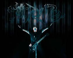 James Hetfield by LenartAvdiu