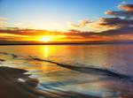 Sunset Over Point Vernon