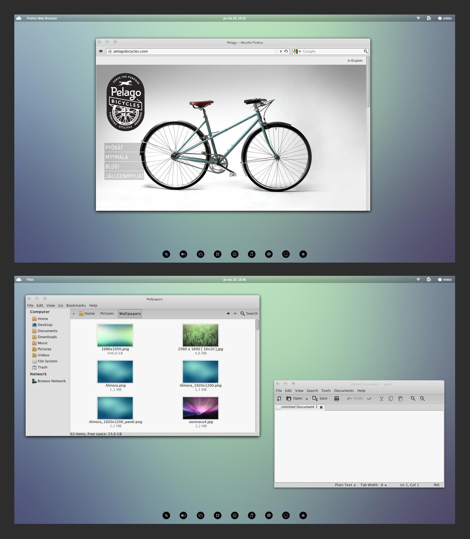 Mibuntu 4 by Mikko72