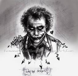 Joker ~ Why so sexy?