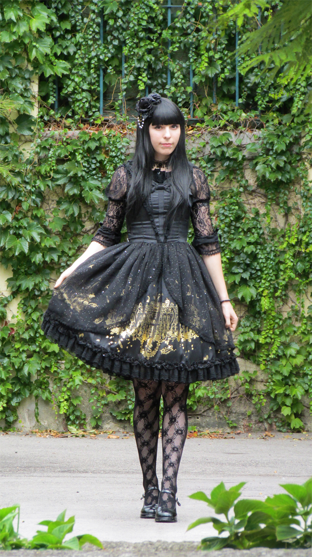 Le jardin de versailles outfit by lucy 1 by for Jardin de versailles