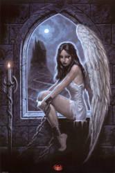 Locked up Angel
