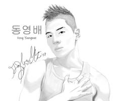 Dong Youngbae by galidor