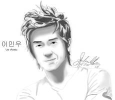 Lee Minwoo by galidor