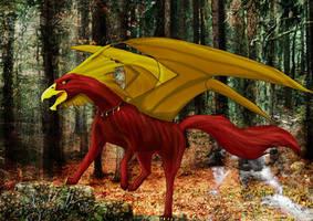 Dragon Dane by galidor