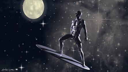 Silver Surfer by galidor