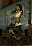 Pirate Queen by galidor
