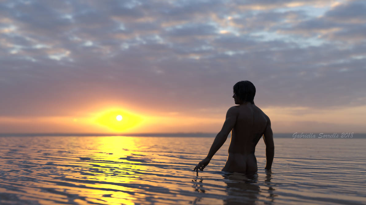 Sunset by galidor