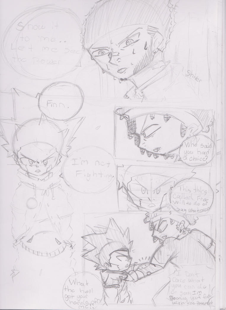 unscripted page 2 by jgmasterart