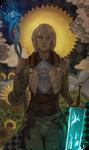 Commission Tarot card