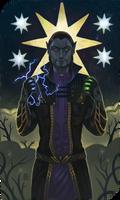 Com: tarot card Ancallis