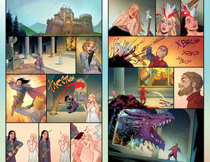 Realmwalkers #7 pages1-2