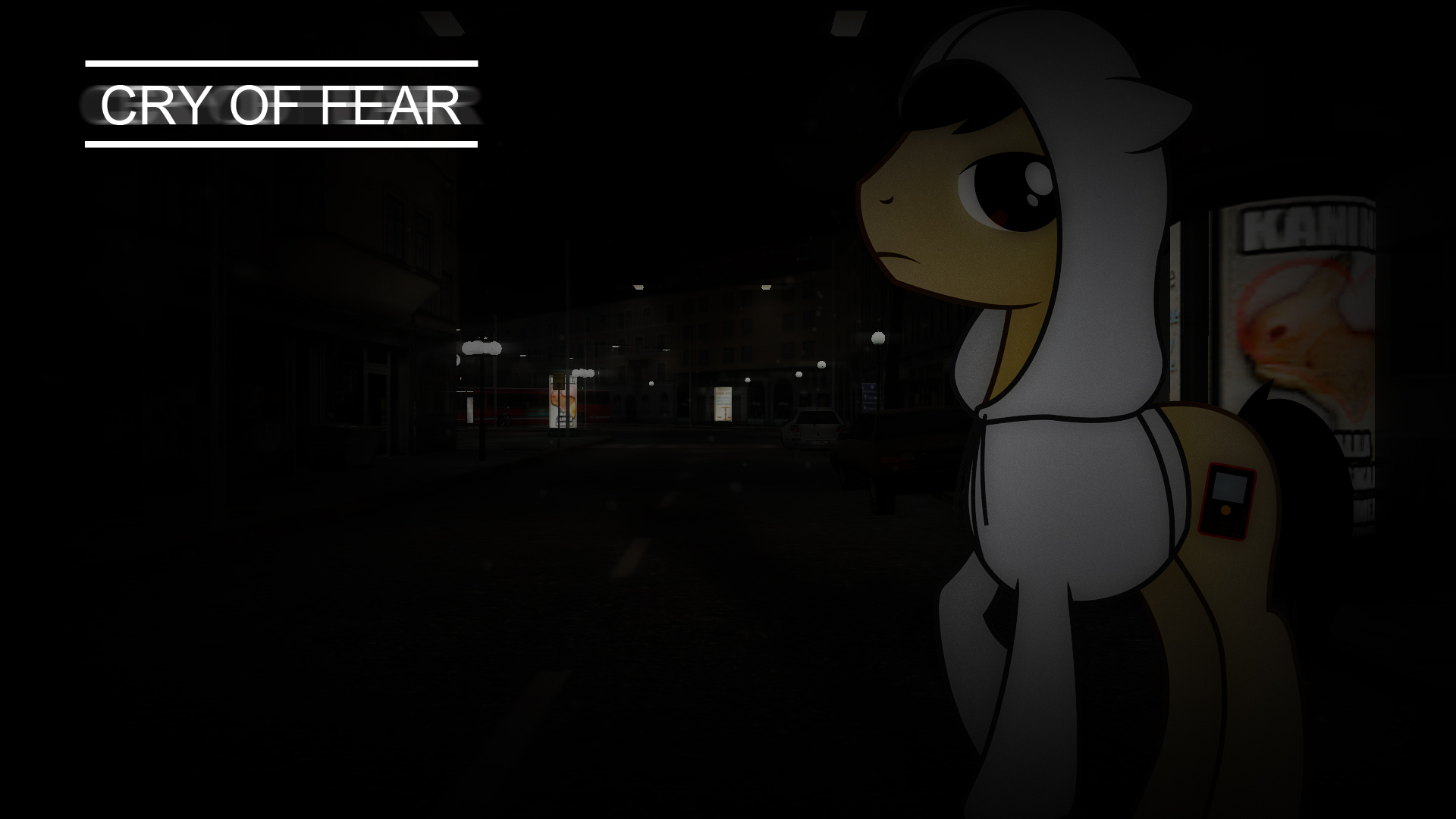 how to save in cry of fear