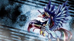 Rainbow 'Alicorn' Dash