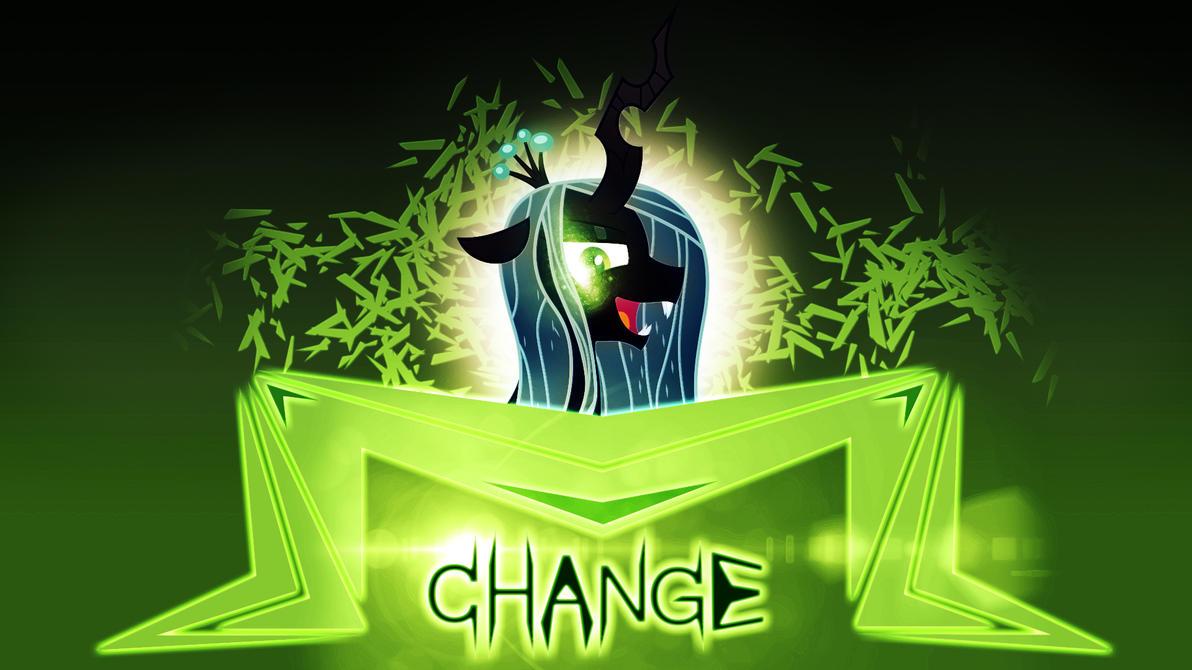 Change Like Chrysalis by Karl97