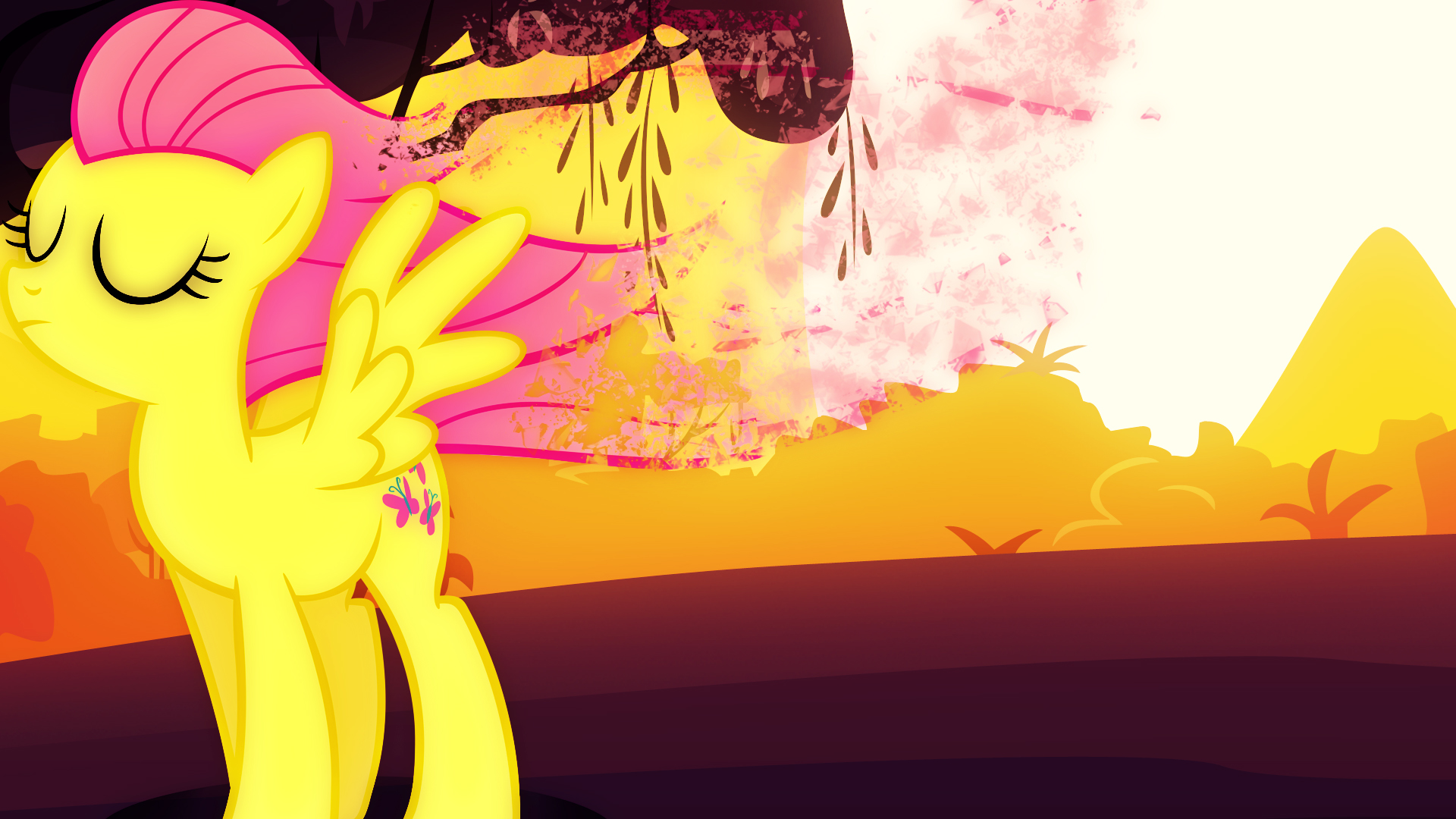 A Mare From Sunset by Karl97