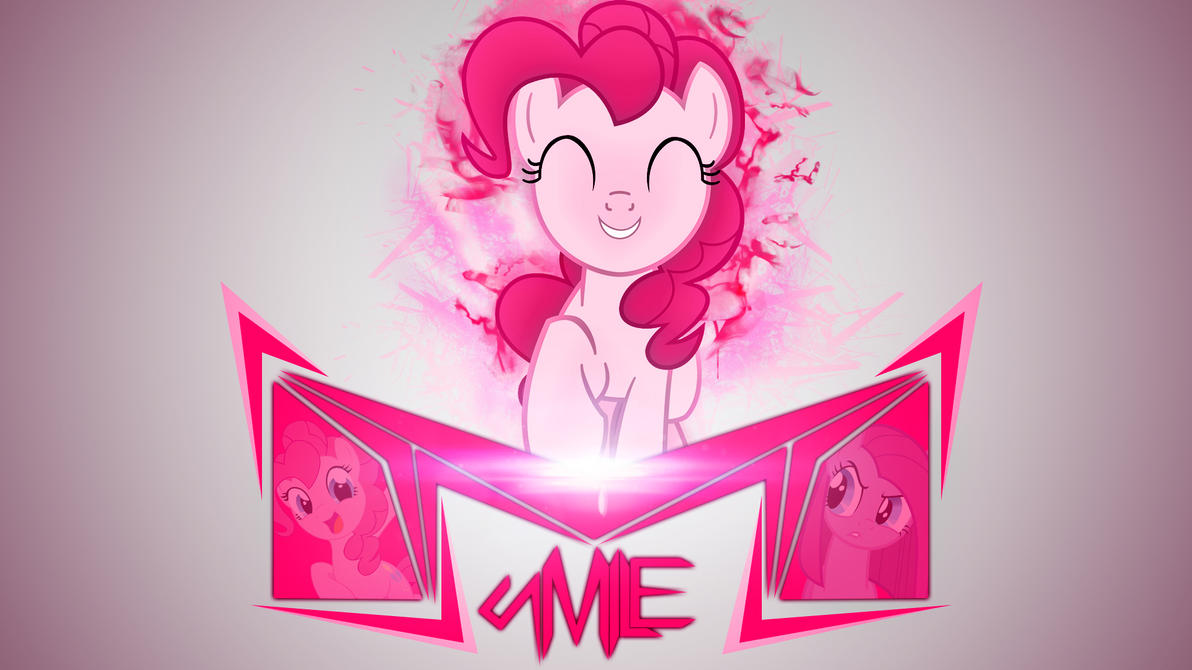 Smile Like Pinkie Pie by Karl97