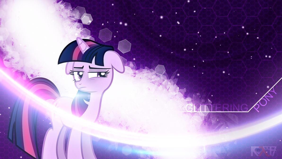 Glittering Pony by Karl97