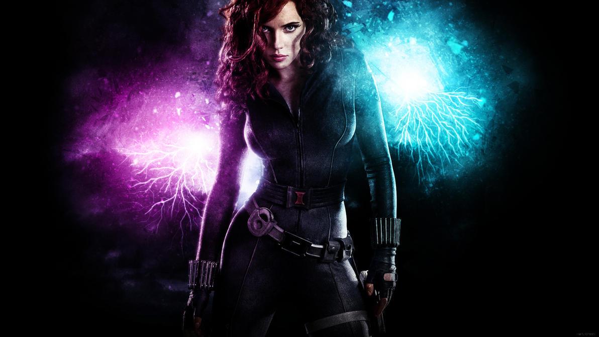 Black Widow by Karl97