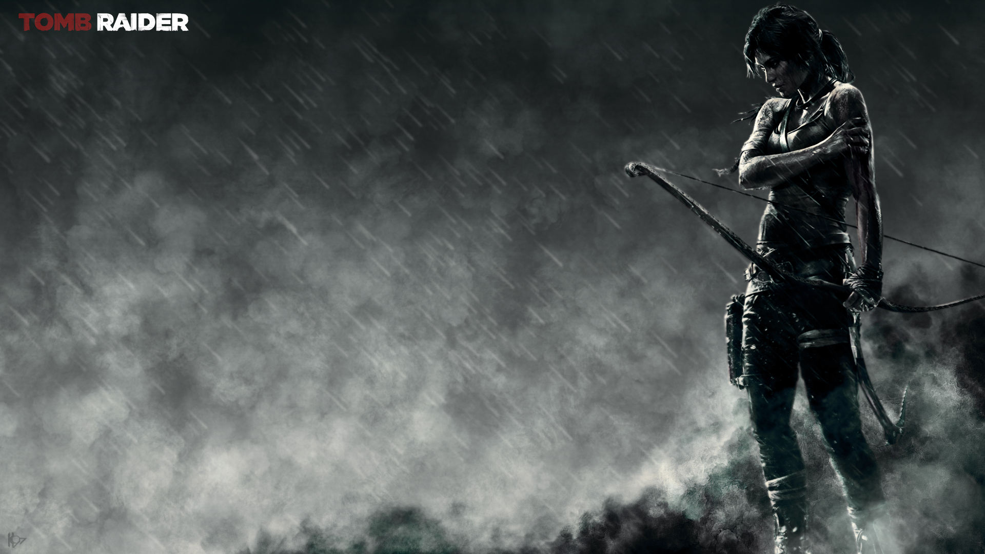 Tomb Raider 2013 Wallpaper: Wallpaper By Karl97 On DeviantArt