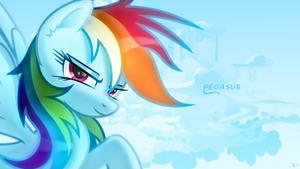 Pegasus ~ Wallpaper