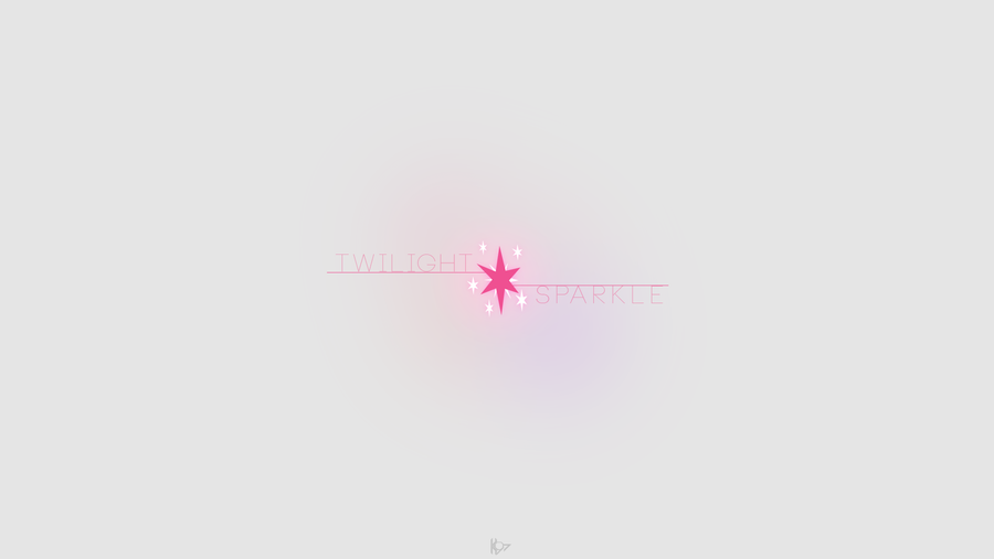 Minimal And Purple ~ Wallpaper by Karl97