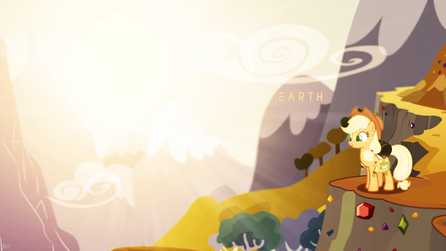 Earth ~ Wallpaper by Karl97