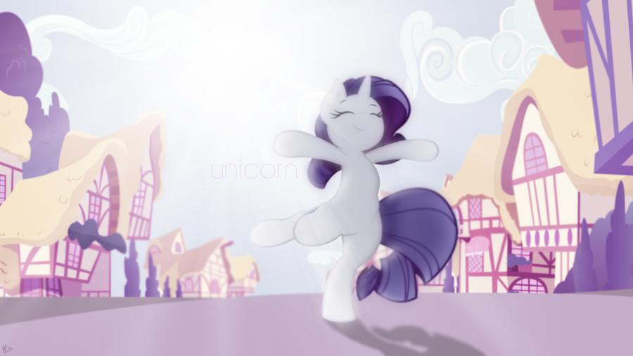 Unicorn Wallpaper By Karl97