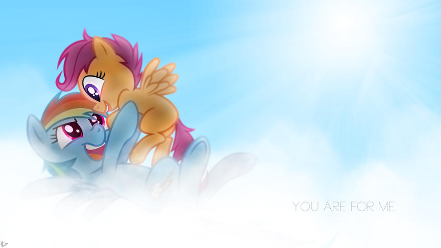 You Are For Me ~ Wallpaper by Karl97