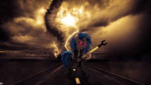 Heavy Thunder ~ Wallpaper
