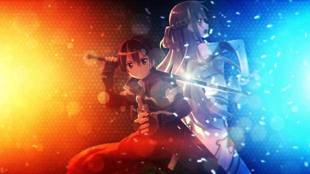 Sword Art Online ~ Wallpaper